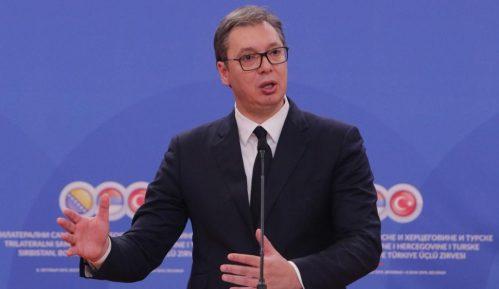 Vučić o Interpolu i Kosovu: Problem nismo rešili 14