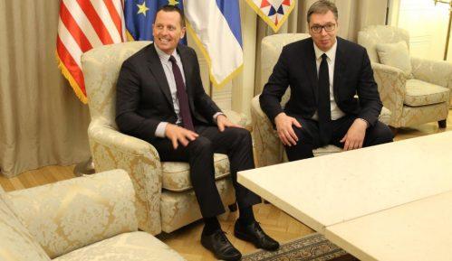 Vučić sa Grenelom: Uvažiti interese Srbije 9