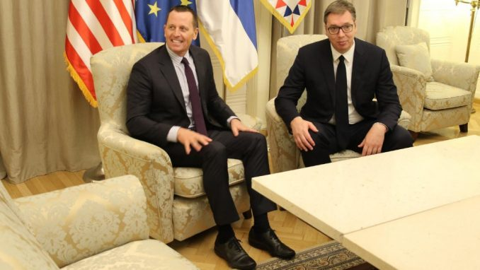 Vučić sa Grenelom: Uvažiti interese Srbije 1