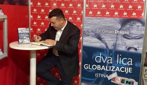 """Dva lica globalizacije – istina i obmane"" Orhana Dragaša najprodavanija knjiga Albion Books-a 1"