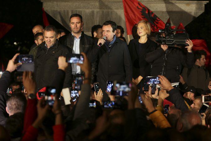 Samoopredeljenje predstavilo platformu o saradnji Kosova i Albanije 4