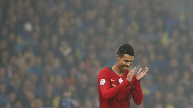 Ronaldo posle 700. gola: Jure me rekordi 1