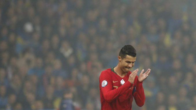Ronaldo posle 700. gola: Jure me rekordi 2
