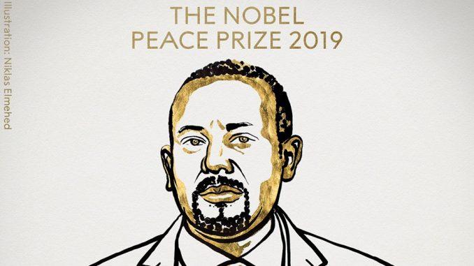 Premijeru Etiopije Nobelova nagrada za mir za 2019. 1