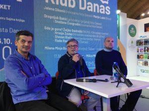 Bjelogrlić: Nismo napravili osećaj građanskog društva (VIDEO) 2