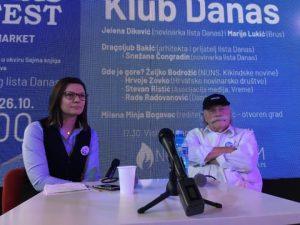 Bjelogrlić: Nismo napravili osećaj građanskog društva (VIDEO) 3