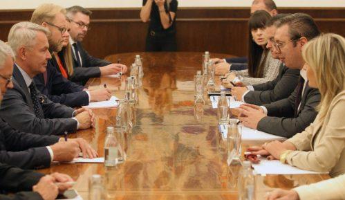 Vučić i Havisto: Nedovoljno iskorišćene mogućnosti za ekonomsku saradnju Srbije i Finske 5
