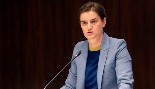 Brnabić sa Tao Žangom o strukturnim reformama i saradnji Srbije i MMF-a 7