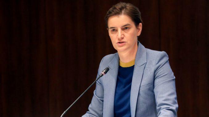 Brnabić sa Tao Žangom o strukturnim reformama i saradnji Srbije i MMF-a 1