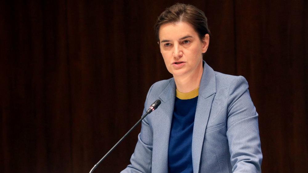 Premijerka potvrdila da namerava da se učlani u Srpsku naprednu stranku 1