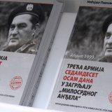 FHP: Sajam knjiga promocija ratnih zločinaca 11