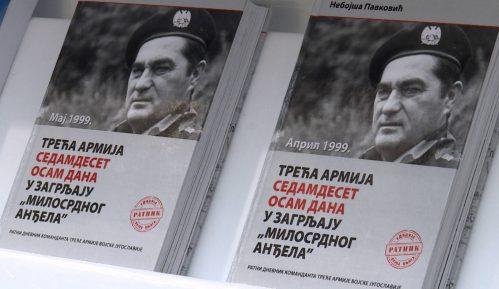 FHP: Sajam knjiga promocija ratnih zločinaca 8