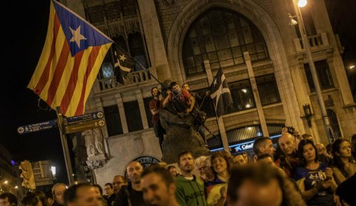 U Barseloni skup pristalica nezavisnosti Katalonije 2