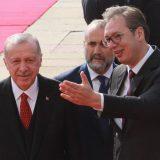 """Vučić sa Erdoganom: Kad dve države imaju dobre odnose, onda """"uvek imamo mir"""" 15"""