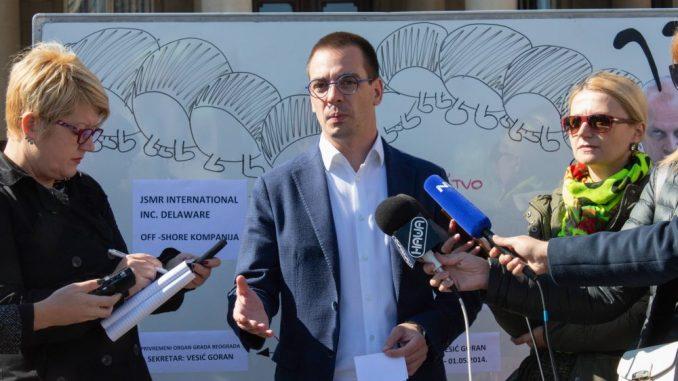 Bastać: Zašto je država poslovala sa Vesićevom of-šor kompanijom 4