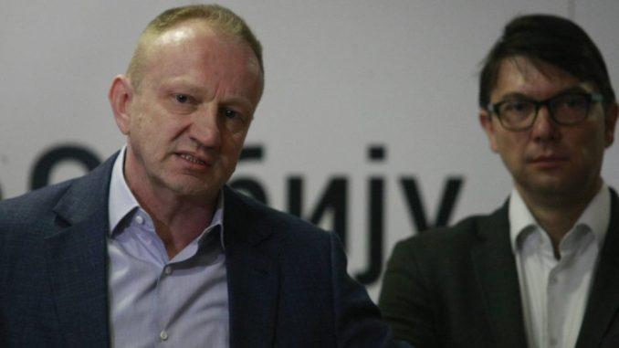 Marjanović (SNS): Zašto Jovanović ne pita Đilasa da li je obaveštavao javnost gde troši novac 4