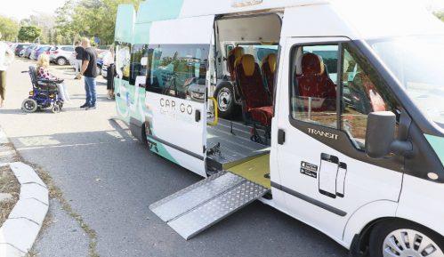 Guberinić: Taksisti zatražili zabranu CarGo kombija za osobe sa invaliditetom 2