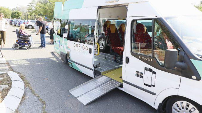 Guberinić: Taksisti zatražili zabranu CarGo kombija za osobe sa invaliditetom 4