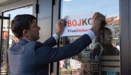 Jovanović: Bojkot je samo prvi korak 9