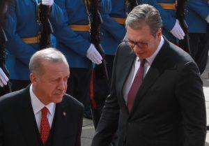 """Vučić sa Erdoganom: Kad dve države imaju dobre odnose, onda """"uvek imamo mir"""" 7"""