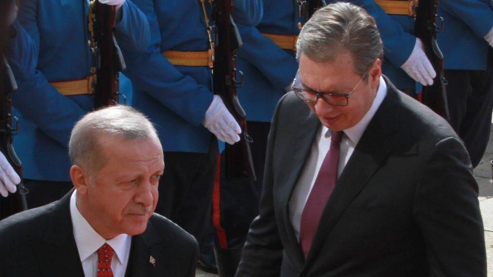 Moguća protestna nota Beograda Ankari, ali ne više od toga 1