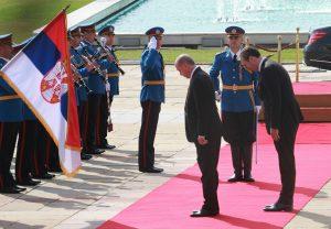 """Vučić sa Erdoganom: Kad dve države imaju dobre odnose, onda """"uvek imamo mir"""" 3"""