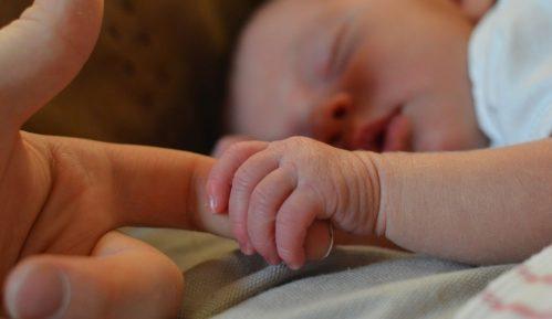 Pad broja rođenih i porast broja umrlih u Srbiji 1