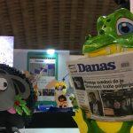 Dečji dan na Media marketu: Razbijanje pinjate i predstava (VIDEO, FOTO) 3