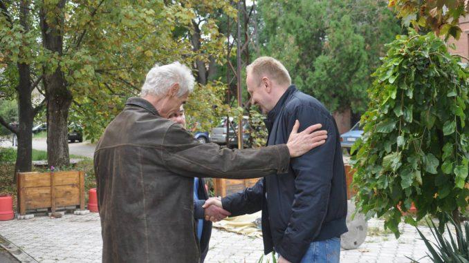 Đilas u Zrenjaninu: Srbija kreće u bojkot 1