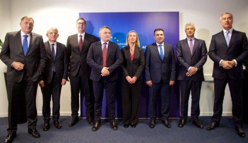 Mogerini i vođe Zapadnog Balkana: Integracija Zapadnog Balkana u EU ostaje ključni cilj 5