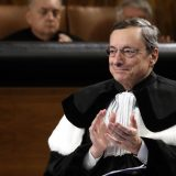 Završava se era Marija Dragija na čelu Evropske centralne banke 13