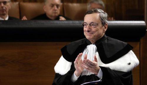 Završava se era Marija Dragija na čelu Evropske centralne banke 8