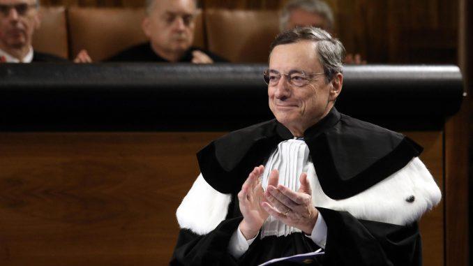 Završava se era Marija Dragija na čelu Evropske centralne banke 1