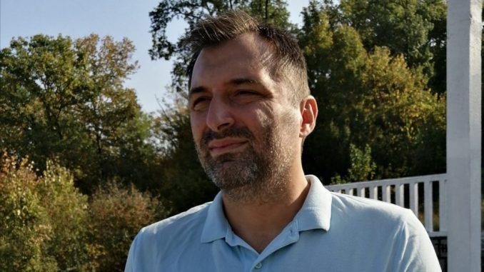 Aleksandar Obradović 21. decembra na protestu 1 od 5 miliona u Beogradu 4