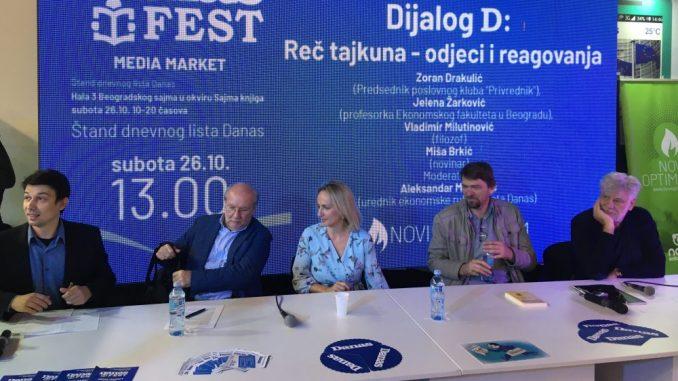 Drakulić: Kamo sreće da imamo hiljade tajkuna u Srbiji (VIDEO) 1