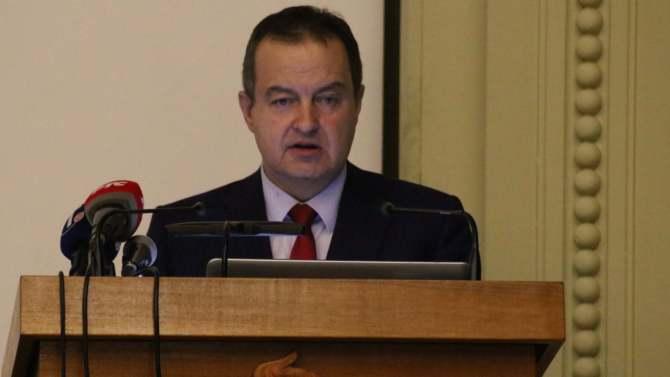 Dačić: Kosovo i EU prioriteti i u 2020. 1