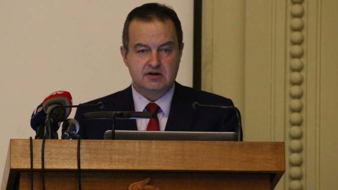 Dačić: Kosovo i EU prioriteti i u 2020. 4