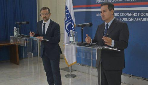 Dačić sa Gremingemom (OEBS): Značajna podrška OEBS-a Srbiji, zadovoljni smo saradnjom 5