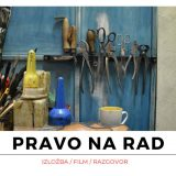 "Izložba fotografija ""Pravo na rad"" 18. i 19. oktobra 15"