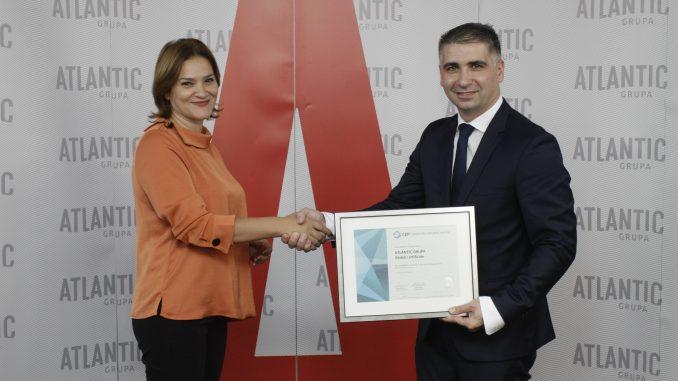 "Atlantic Grupa ""Najbolji poslodavac partner"" na srpskom tržištu 4"