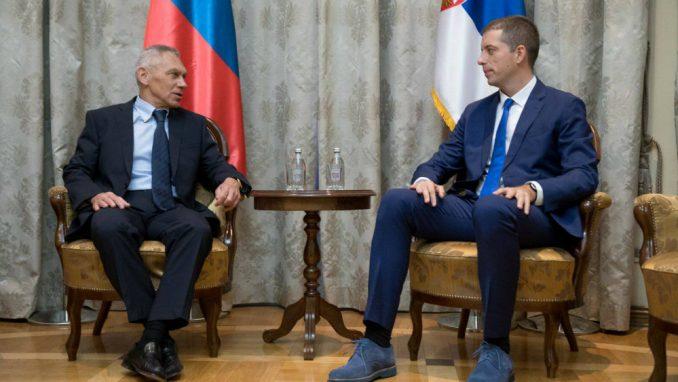 Bocan-Harčenko: Kosovski čvor može da reši jedino Beograd 4