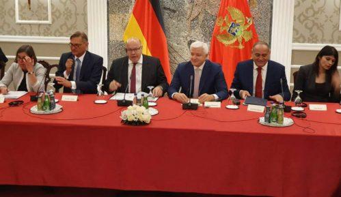 Nemačka podržava Crnu Goru 2
