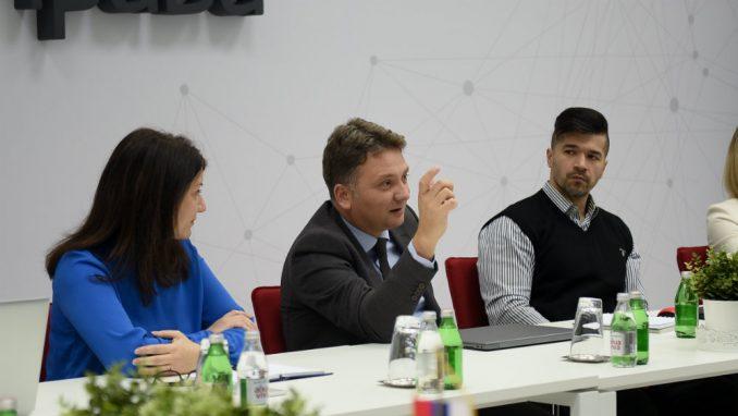 Jovanović: U narednih pet godina digitalizacija 30 usluga važnih za svakodnevni život građana 2
