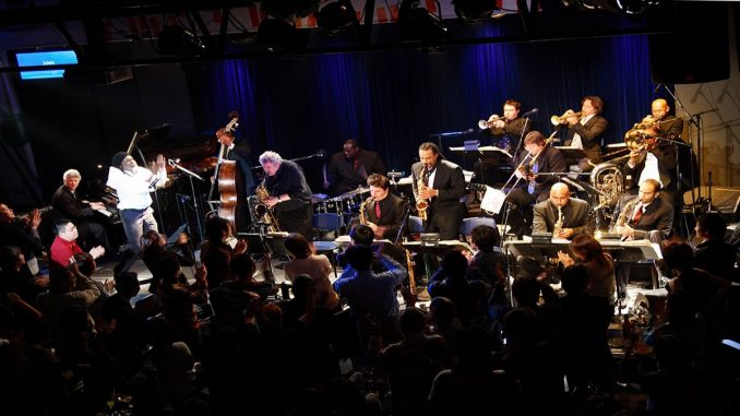 Mingus Big Band: Prvoklasni njujorški big bend 1