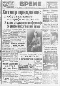 Hitler ponudio mir zapadnim silama 2