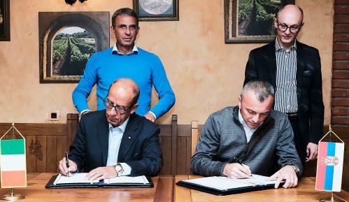 Potpisan sporazum o saradnji između Nacionalnih parkova Đerdap i Sila iz Italije 9
