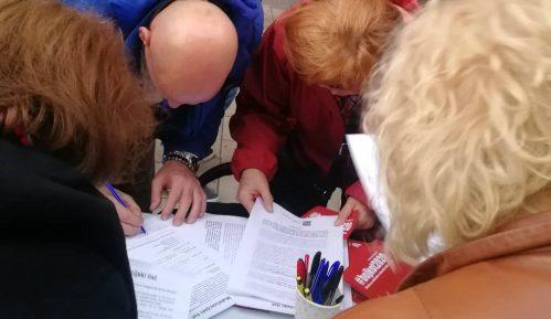Inicijativa Ne davimo Beograd: građanima predstavljena Deklaracija o bojkotu 10