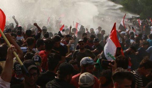Vlada Iraka priznala prekomernu silu 11