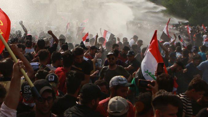 Ubijeno 13 demostranata u Iraku 4