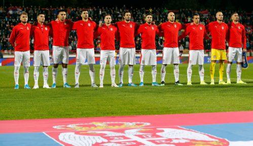 Srbija napredovala do 30. mesta na rang-listi Fifa 13